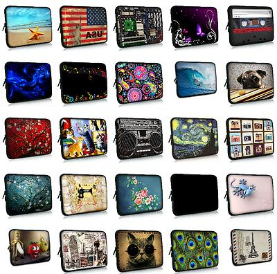 Laptop Ultrabook Sleeve Case Bag Cover For 7-17 inch MacBook