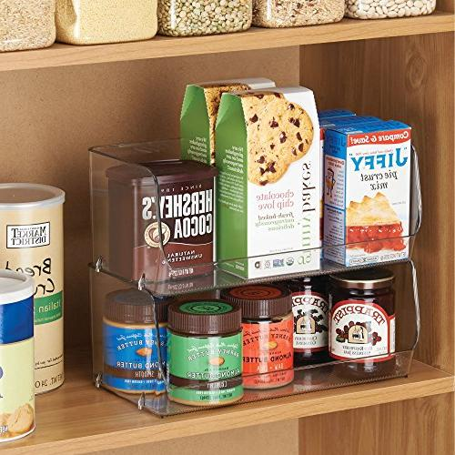 for Pantry, Bathroom Pack 2, Clear