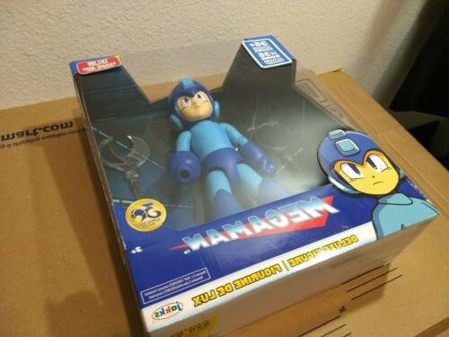 Megaman 30th figure Pacific Sounds