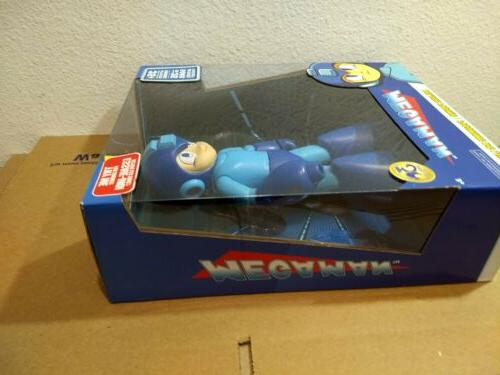 Megaman 30th figure Jakks Sounds
