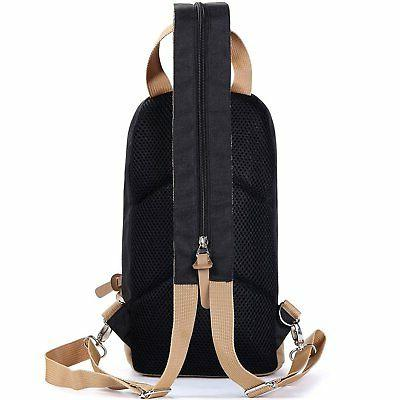 Meyfancy Mini Cute Sling Pack for - a