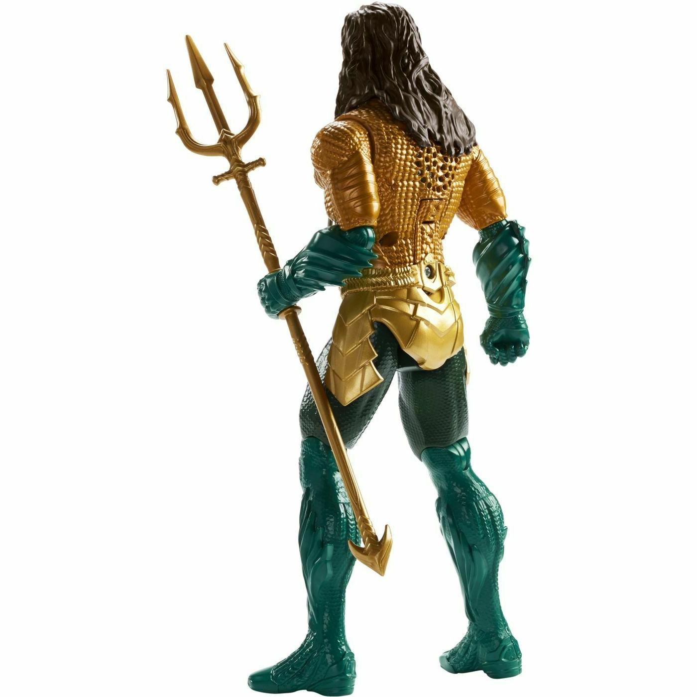Aquaman 12-Inch and Sounds Action with Spinning