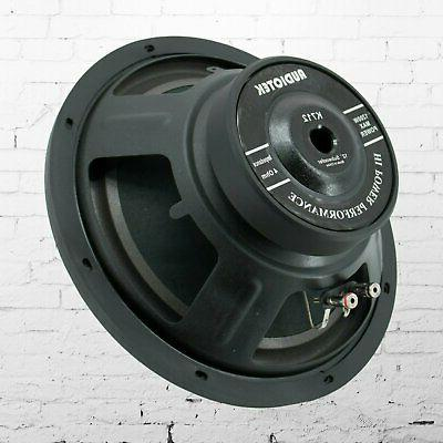 Pair of 12 Inch Car Ohm