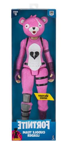 """New FORTNITE CUDDLE TEAM LEADER 12"""" Inch Victory Series Acti"""