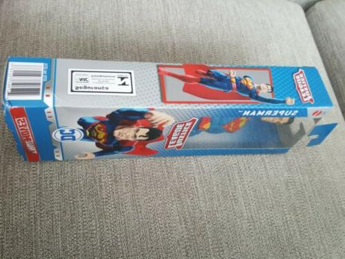 SUPERMAN 12-Inch TRUE MOVES Action Comics Justice NEW