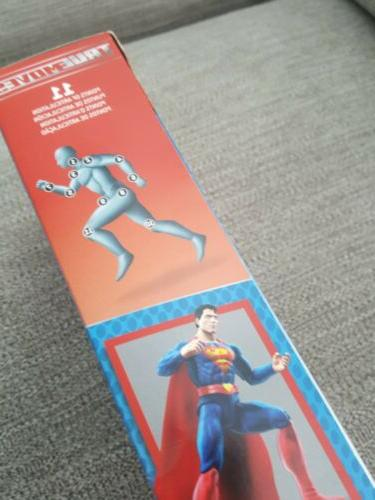 SUPERMAN 12-Inch MOVES Action Figure Justice NEW