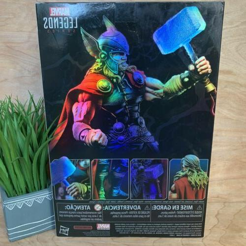 NEW Thor Inch Hasbor Collector Action