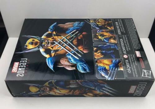 NEW Wolverine Inch Action Figure