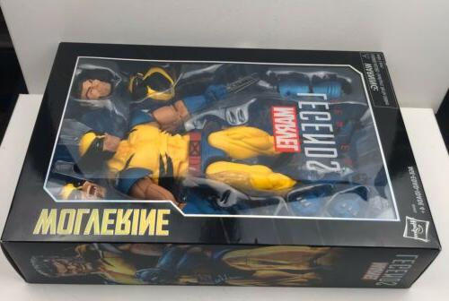 NEW X-Men Wolverine 12 Action Figure **UNOPENED**