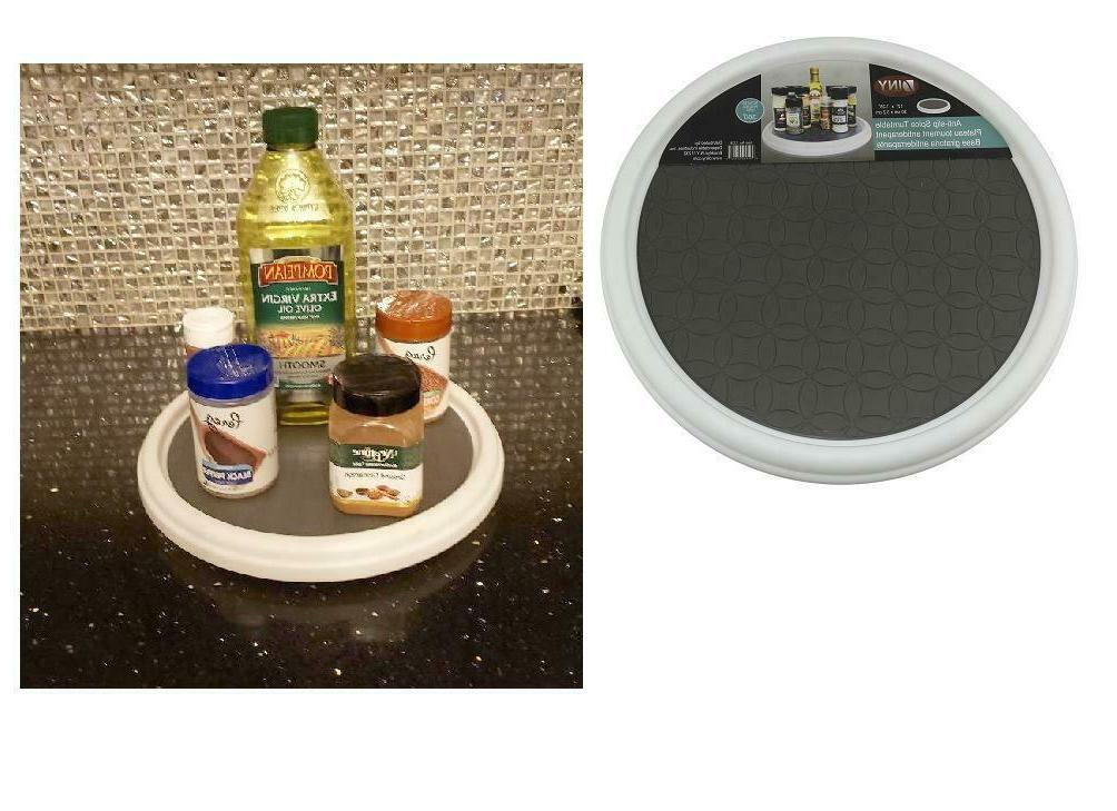 non skid pantry cabinet lazy susan spice