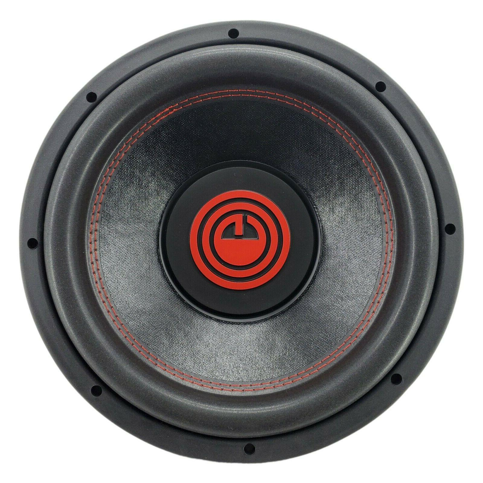 Inch 4000 Subwoofer DVC Power