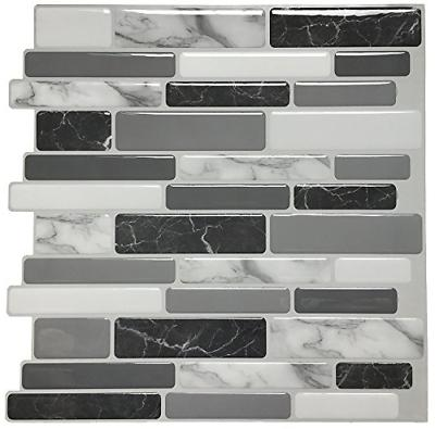 peel and stick wall tile for kitchen