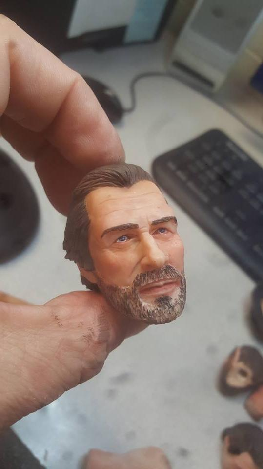 red dead redemption arthur morgan hat for figure