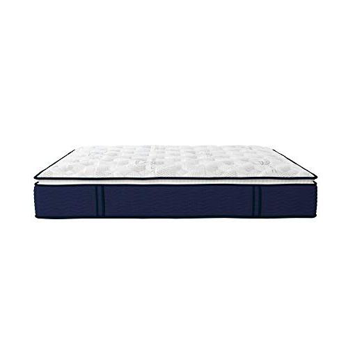 Signature Reset Nanobionic Pillow Top Hybrid Mattress,