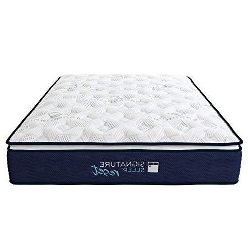 "Signature Sleep Reset 12"" Mattress, Queen"