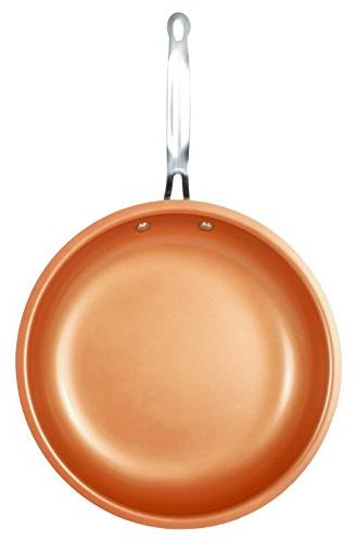Original Copper 12-Inch Fry Pan,