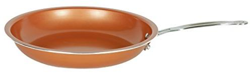 Original Copper Pan cop12inch 12-Inch Pan, Copper