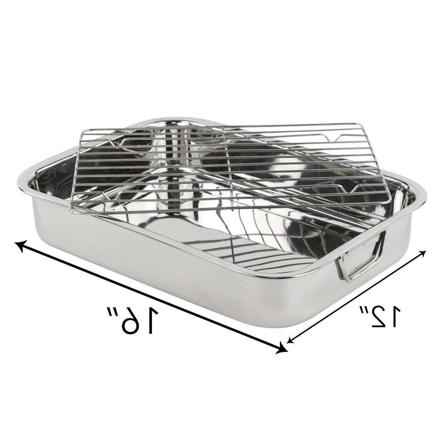 Set of Stainless Steel x inch w