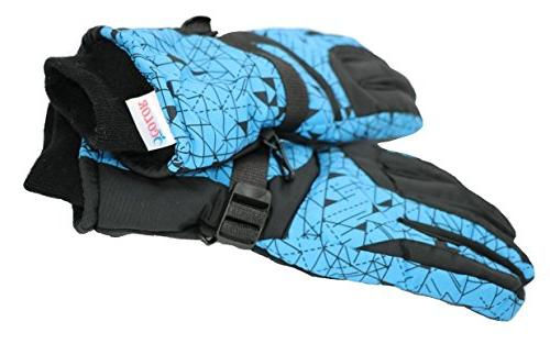 Warm for Outdoor Skiing Warm Windproof Bicycle Snow