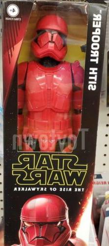 star wars 12 inch sith trooper 2019