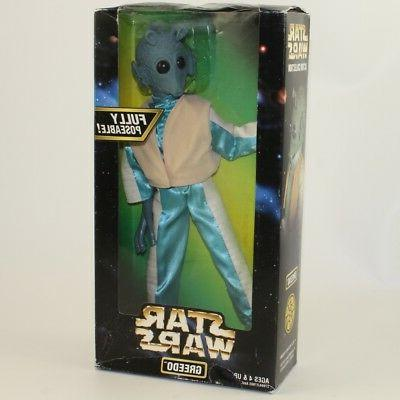 star wars action collection greedo 12 inch