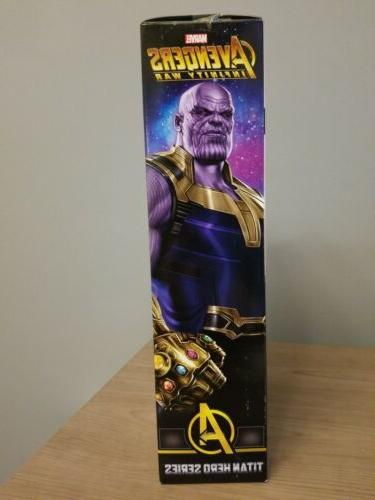 THANOS War 12-Inch Action Titan FX Port