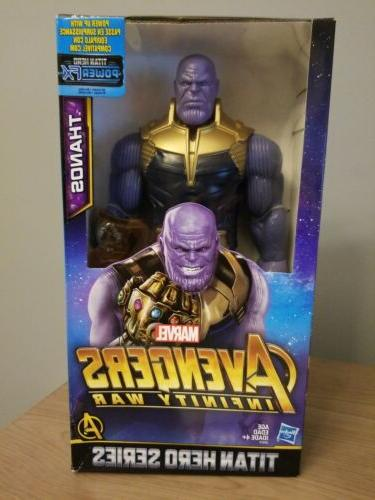 thanos avengers infinity war 12 inch action