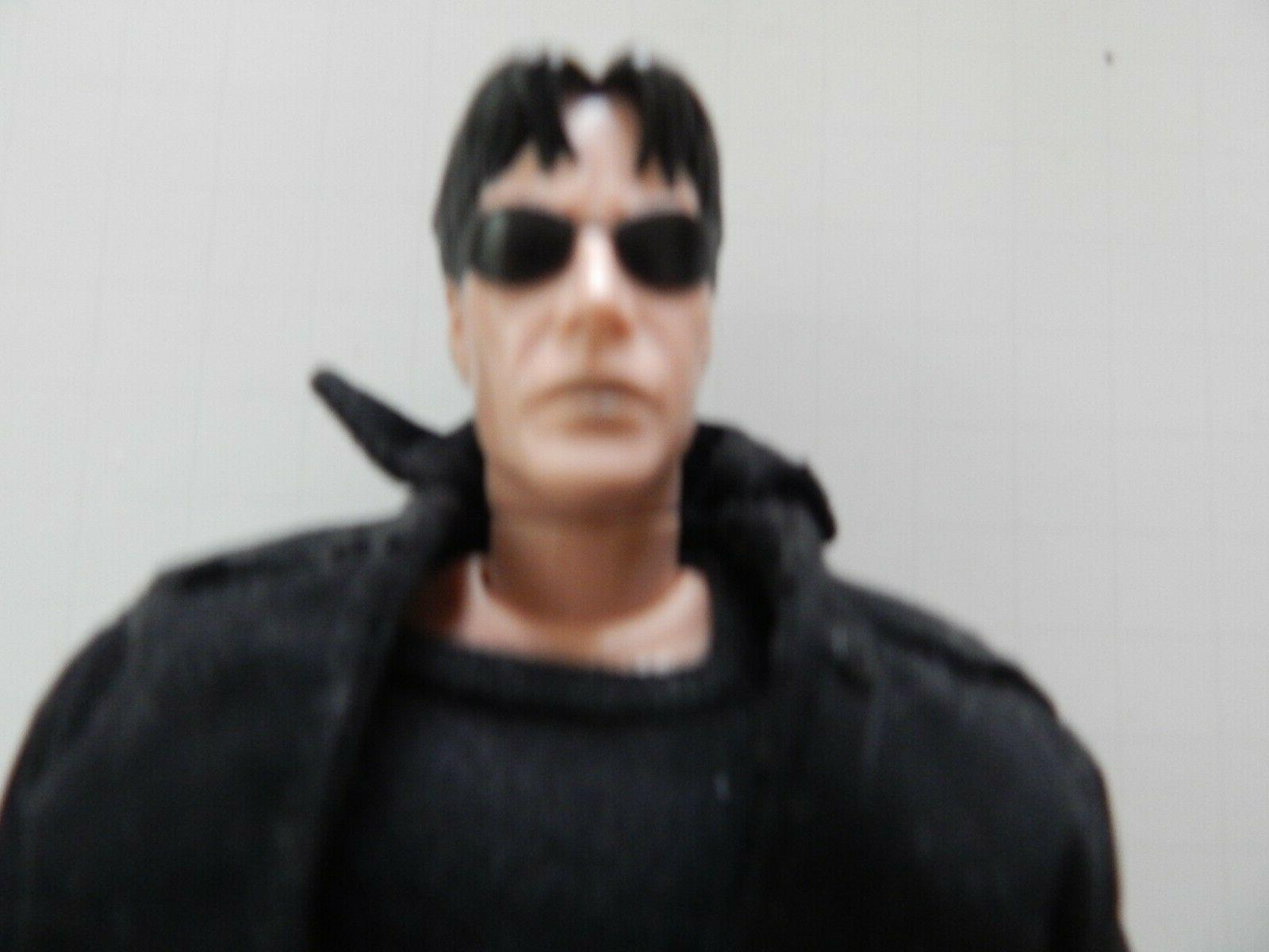 THE MATRIX INCH ACTION FIGURE-GOOD SHIPPING