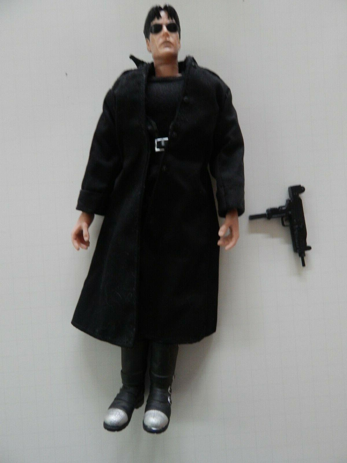 the matrix neo 12 inch action figure
