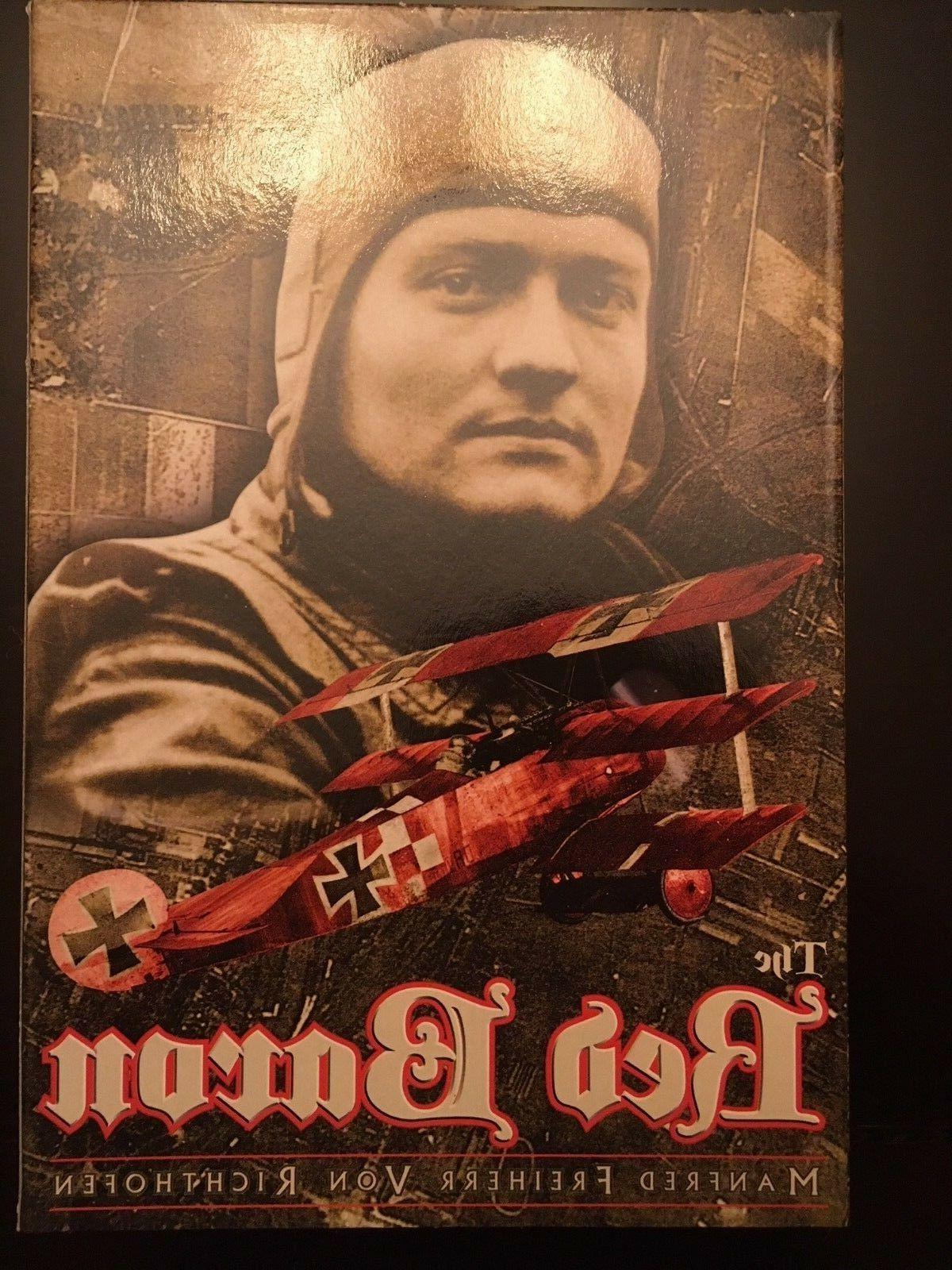 the red baron collectible 12 inch figure