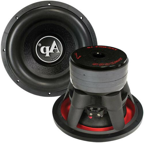 "Audiopipe TXXBD412 12"" Woofer 2200 Watts Dual 4 Ohm Vc"