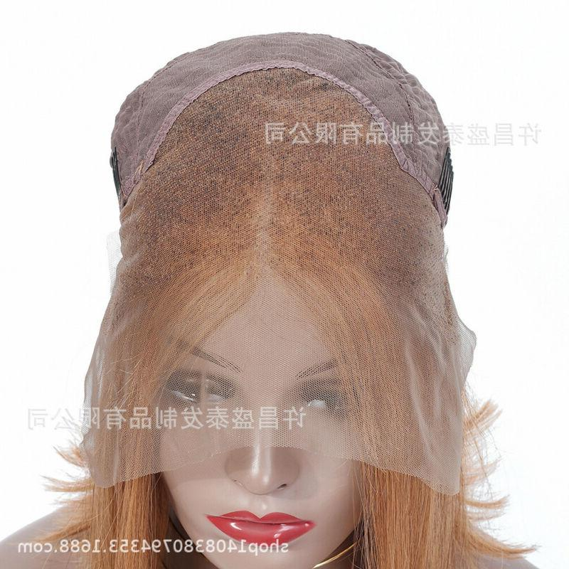 US front 100% Hair Blonde