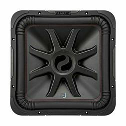 Kicker L7R 12 Inch 1200W Max Power 4 Ohm DVC Square Car Audi