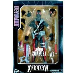 legends series 12 inch deadpool figure