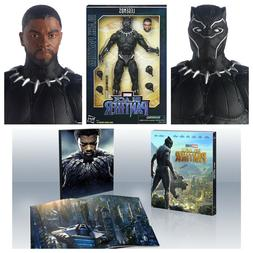 Marvel Black Panther Legends Series 12-inch Figure Blu-Ray D