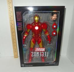 MARVEL LEGENDS 12 INCH IRON MAN NEW MISB