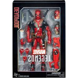 Marvel Legends Series Deadpool 12 inch Action Figure Well Pa