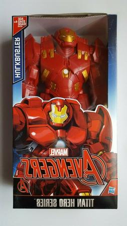 Marvel Titan Hero Series Hulkbuster 12 inch Hasbro Action Fi