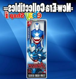 Avengers Marvel Titan Hero Series 12-inch Iron Patriot Figur