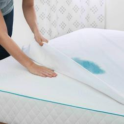 Mattress Protector With Fitted Sheet Style Waterproof Breath