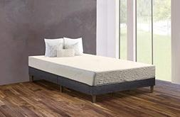 "12"" Memory Foam Mattress Size: Full"