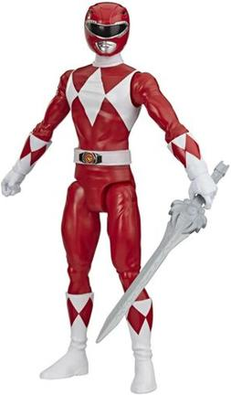 Mighty Morphin Power Rangers 12-inch Action Figure Red Range