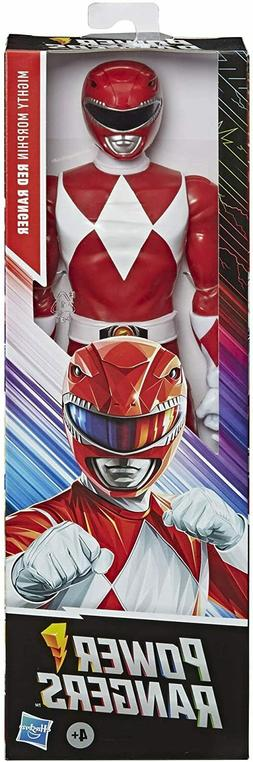 Mighty Morphin Power Rangers - Red Ranger 12-Inch Action Fig