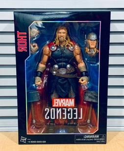NEW Thor Avengers 12 Inch Hasbor Marvel Legends Collector Se