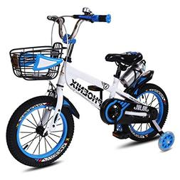 Boys Girls Pedal Tricycle, Kids Bikes,2-8 Year Old Childre