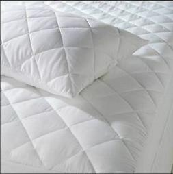 Quilted Mattress Protector Extra Deep Fits 12inch Hypoallerg