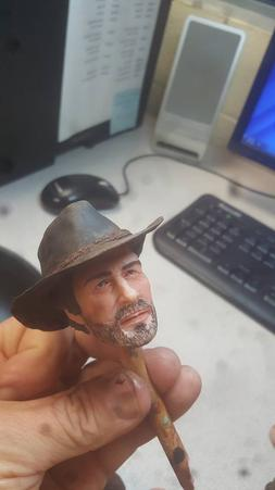 red dead redemption 2 arthur morgan head
