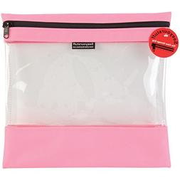 "Seeyourstuff Clear Storage Bags, 12"" x 13"