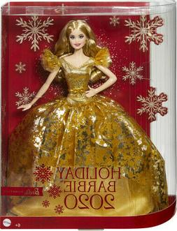 Barbie Signature 2020 Holiday Doll