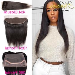 Silky Straight Lace Closure Ear to Ear Frontal Nadula Indian